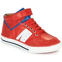 Topánky Chlapci Členkové tenisky GBB ALIMO Červená