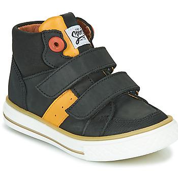 Topánky Chlapci Členkové tenisky GBB KIMMY Čierna