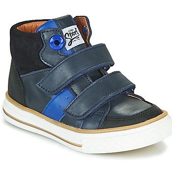 Topánky Chlapci Členkové tenisky GBB KIMMY Modrá