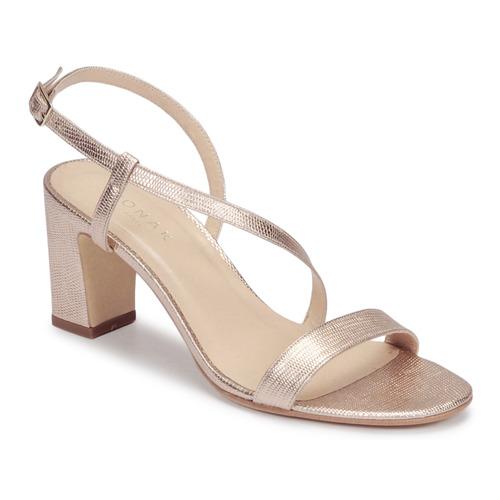 Topánky Ženy Sandále Jonak VANESA Zlatá