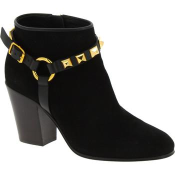 Topánky Ženy Polokozačky Giuseppe Zanotti I67063 nero