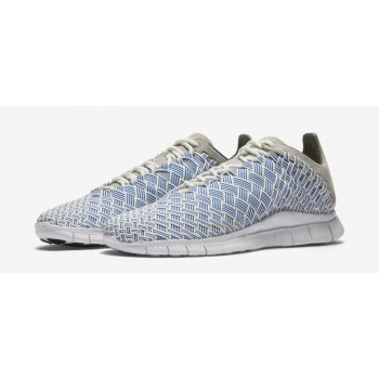 Topánky Nízke tenisky Nike Free Inneva Woven Granite Navy Fountain Blue/Summit White-Midnight Navy