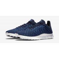 Topánky Nízke tenisky Nike Free Inneva Woven Granite Navy Fountain Blue/Granite-Summit White