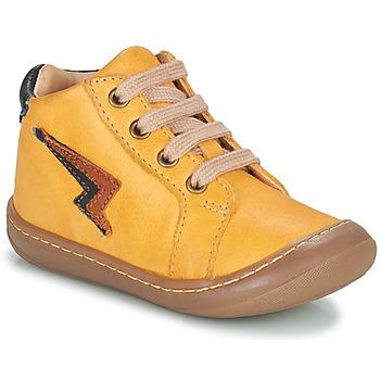 Topánky Chlapci Členkové tenisky GBB APODAMI Žltá