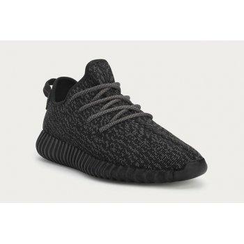 Topánky Nízke tenisky adidas Originals Yeezy Boost 350 V1 Pirate Black Pirate Black/Black
