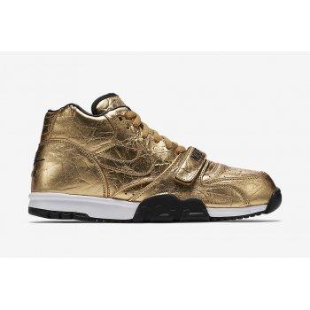Topánky Nízke tenisky Nike Air Trainer 1 Super Bowl Metallic Gold/Metallic Gold-Black