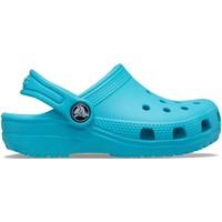 Topánky Deti Nazuvky Crocs Crocs™ Kids' Classic Clog Digital Aqua