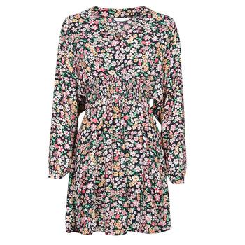 Oblečenie Ženy Krátke šaty Only ONLTAMARA Námornícka modrá / Viacfarebná