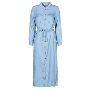 Oblečenie Ženy Dlhé šaty Only ONLCASI Modrá / Medium