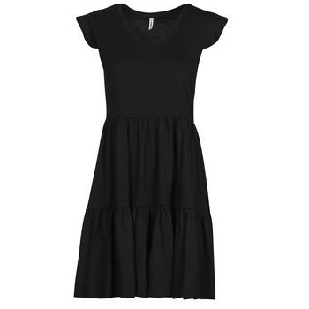 Oblečenie Ženy Krátke šaty Only ONLMAY Čierna