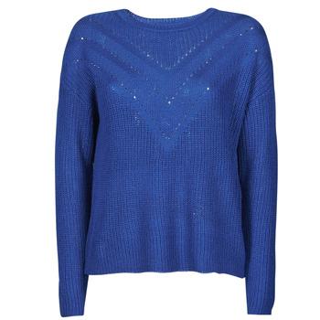 Oblečenie Ženy Svetre Only ONLTRIXIE Modrá