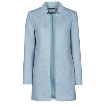 Oblečenie Ženy Kabáty Only ONLSOHO Modrá