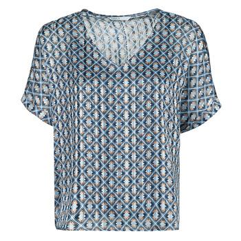 Oblečenie Ženy Blúzky Only ONLMADDI Námornícka modrá