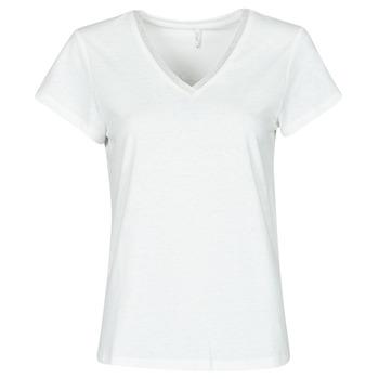 Oblečenie Ženy Blúzky Only ONLZENNA Biela