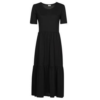 Oblečenie Ženy Dlhé šaty JDY JDYDALILA FROSTY Čierna