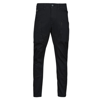 Oblečenie Muži Nohavice Cargo G-Star Raw ZIP PKT 3D SKINNY CARGO Čierna