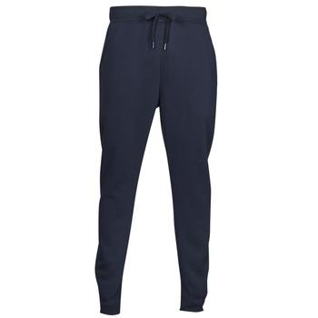 Oblečenie Muži Tepláky a vrchné oblečenie G-Star Raw PREMIUM BASIC TYPE C SWEAT PANT Námornícka modrá