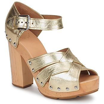 Topánky Ženy Sandále Marc by Marc Jacobs VENTA Zlatá