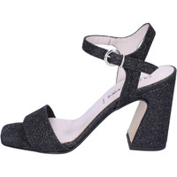 Topánky Ženy Sandále Olga Rubini Sandále BJ413 Čierna