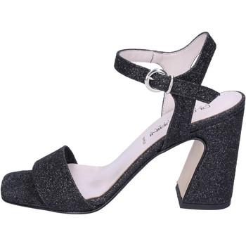 Topánky Ženy Sandále Olga Rubini BJ413 Čierna