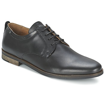 Topánky Muži Derbie Schmoove DIRTYDANDY STATION čierna