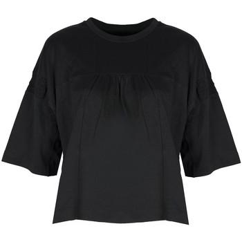 Oblečenie Ženy Blúzky Diesel  Čierna