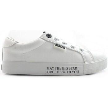 Topánky Ženy Nízke tenisky Big Star EE274316 Biela