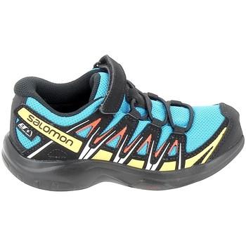 Topánky Nízke tenisky Salomon Xa Pro 3D CSWP C Bleu Noir Modrá