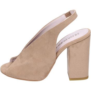 Topánky Ženy Sandále Olga Rubini Sandále BJ430 Béžová