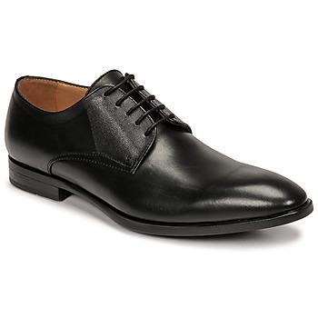 Topánky Muži Derbie & Richelieu Pellet Alibi Čierna