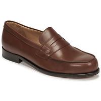 Topánky Muži Mokasíny Pellet Colbert Hnedá