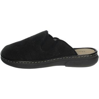 Topánky Muži Šľapky Uomodue MICRO PUNTATO-31 Black