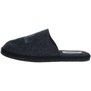 Topánky Muži Šľapky Uomodue LOGO-12 Blue