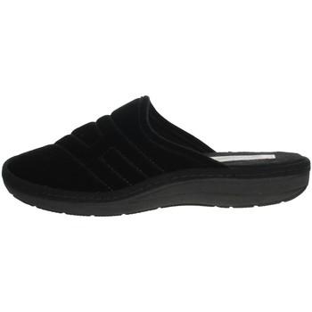 Topánky Muži Šľapky Uomodue FELTRO FONT-39 Black