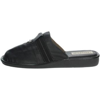 Topánky Muži Šľapky Uomodue CLASSIC-88 Black