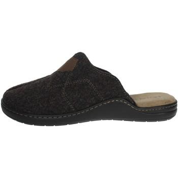 Topánky Muži Šľapky Uomodue ALCANTA-3 Brown