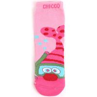 Doplnky Deti Ponožky Chicco 01063704000000 Ružová