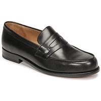 Topánky Muži Mokasíny Pellet Colbert Čierna