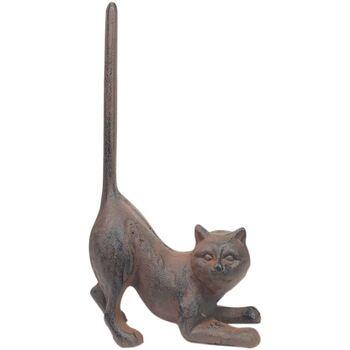 Domov Sochy Signes Grimalt Dvere Podporuje Cat Gris