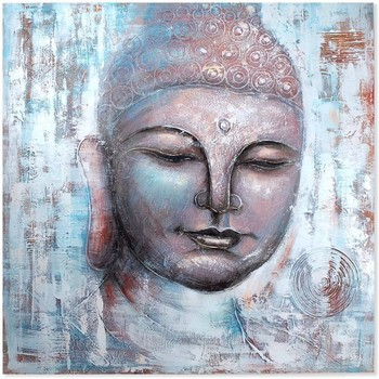 Domov Obrazy, plátna Signes Grimalt Buddha Box Multicolor