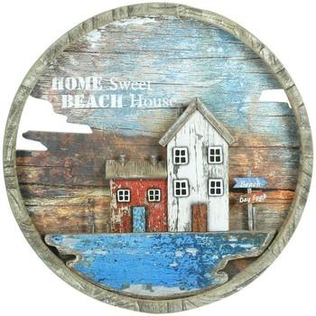 Domov Obrazy, plátna Signes Grimalt Obrázok Okrúhleho Domu Azul