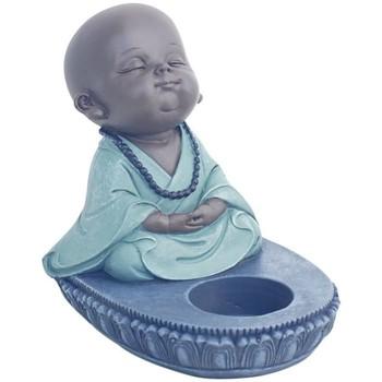 Domov Svietniky Signes Grimalt Buddha T-Lite Azul