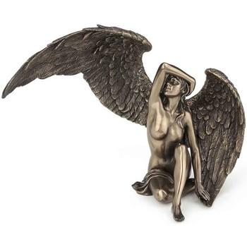 Domov Sochy Signes Grimalt Anjel Ženský Akt Dorado