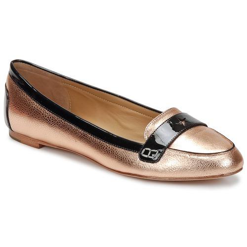 Topánky Ženy Mokasíny C.Petula STARLOAFER Ružová