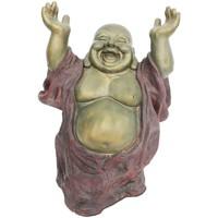 Domov Sochy Signes Grimalt Šťastný Budha Multicolor