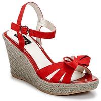Topánky Ženy Sandále C.Petula SUMMER Červená