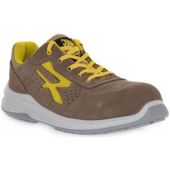 Topánky Muži Univerzálna športová obuv U Power REFLEX NEW ESD S1P SRC Beige