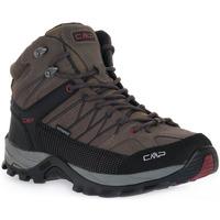 Topánky Ženy Bežecká a trailová obuv Cmp 02PD RIGEL MID TREKKING Grigio