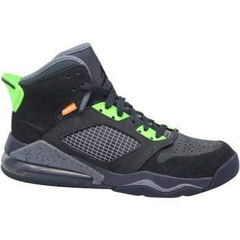 Topánky Muži Basketbalová obuv Nike Jordan Mars 270 Čierna, Sivá, Zelená