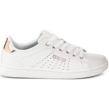Topánky Ženy Nízke tenisky Big Star DD274583 Biela